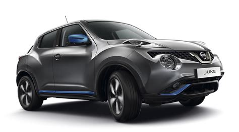 nissan juke hits uk market  slight enhancements