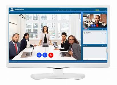 Webinar Broadcast Social Livewebinar Software Interoperability Stream