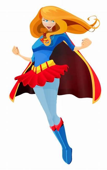 Superhero Super Hero Clipart Heroes Poses Billboard