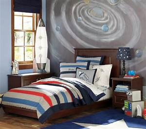 u221a, 15, , incredible, space, themed, bedroom, ideas