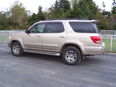 Toyota Sequoia 2005 by File 2005 Toyota Sequoia Limited Jpg Wikimedia Commons