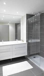 les petites salles de bains 2 3 m2 petites salles de With couleur mur salon tendance 11 realisation dune bibliothaque sur mesure dans un