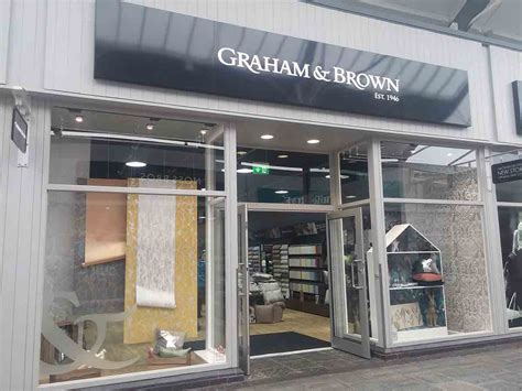 graham brown factory outlet shops