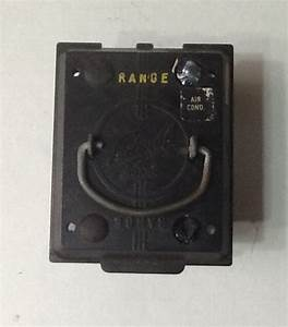 Federal 60 Amp Range Fusible Disconnect Pullout Component