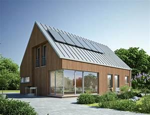 Angebot Haus Streichen : holzfassade mit glas fassaden ~ Sanjose-hotels-ca.com Haus und Dekorationen