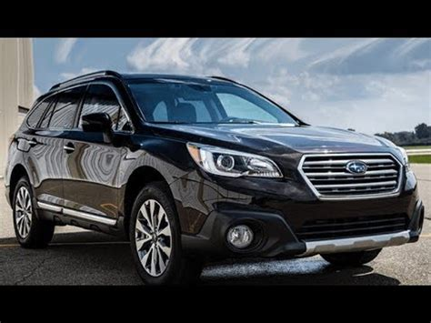 2019 Subaru Outback Full Review & Walkaround Design Youtube