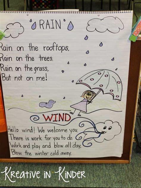 spring art projects kindergarten poems preschool
