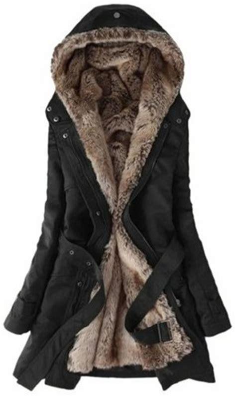 manteau parka femme capuche fourrure pas cher costume