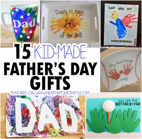 15 kid made s day crafts i arts n crafts 588 | FathersDay51
