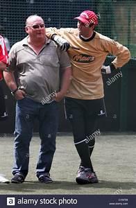 Alan Brazil and Ronnie Irani Plays in the 'Talksport Radio ...