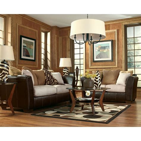 Logan  Stone Living Room Set Signature Design By Ashley