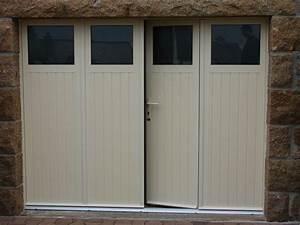 porte de garage sur lyon et l39arbresle laurent et fils With porte de garage enroulable avec porte de garage pvc 4 vantaux