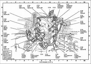 2002 Ford Escape Parts Diagram V6 Engine
