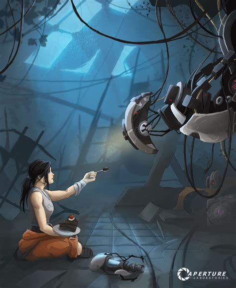 Life Of Doon Chell And Glados