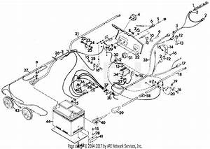 Wiring Diagram Gravely Tractor 8122