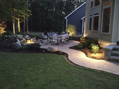 led landscape outdoor lighting installers service