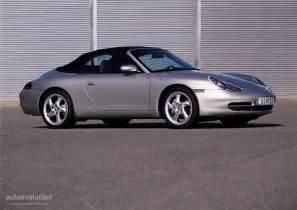 Porsche 911 Carrera 4 Cabriolet (996) Specs & Photos