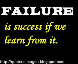 Quotes About Success Failure