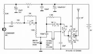 Wirless Audio Transmitter  U0026 Reciver