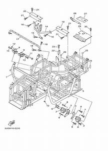 4 Wheeler Raptor 660 Carburetor Lines Parts Diagram
