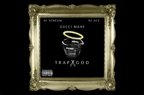 gucci mane drops trap god mixtape featuring waka flocka