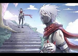 Kakashi and Itachi anbu by Kibbitzer on DeviantArt