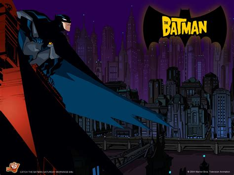 The Dark Knight Hd The Batman Animated Series Review What 39 Cha Reading