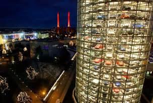 Volkswagen Germany Parking Garage