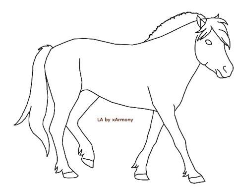 Kleurplaat Paard Tinker by Paarden Kleurplaten Tinker