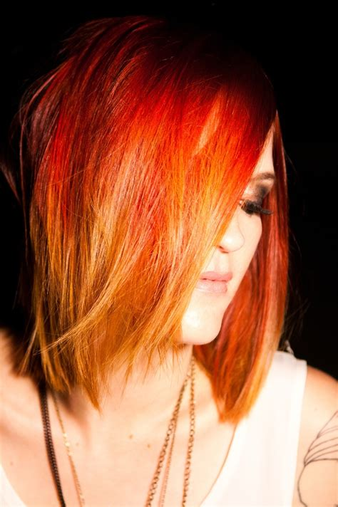 39 Best Next Hair Colour Fire Hair Images On Pinterest