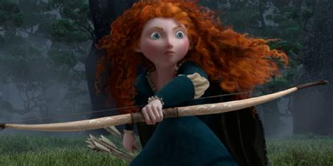 film techniques - How did they animate Merida's curly hair ...
