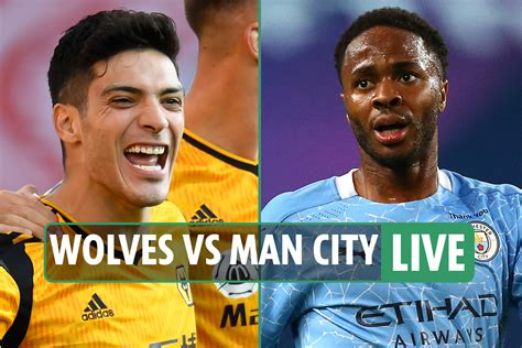 LIVE SCORE Wolves vs Man City: Phil Foden on the back page ...