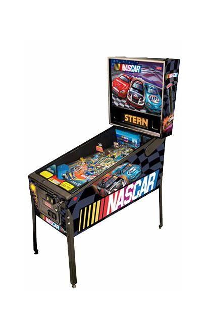 Nascar Pinball Machine Arcade Games Machines 2005