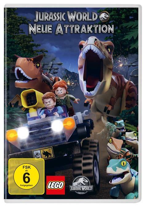 Lego Jurassic World Neue Attraktion Movies And Tv