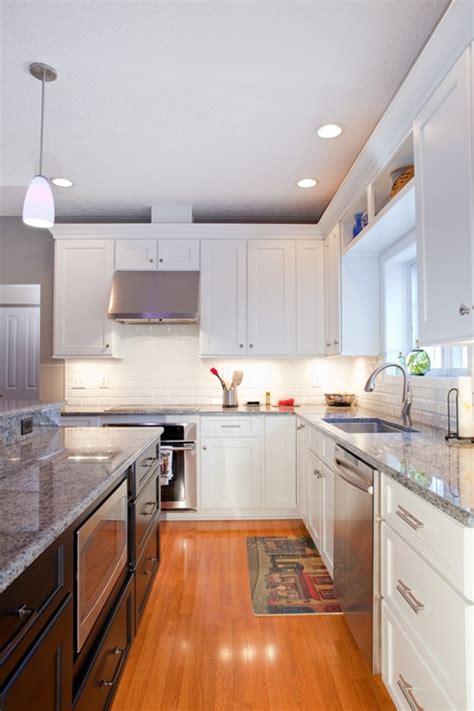smart space saving ideas  small kitchens interior