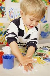 Malen Mit Kindern : basteln malen mit 2j hrigen kindern fingerfarben krippe pinterest fingerfarben malen und ~ Markanthonyermac.com Haus und Dekorationen