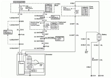 2002 Chevy Prizm Wire Diagram Wiring Schematic by 1999 Chevy Tracker Keeps Dying Replaced Alternator