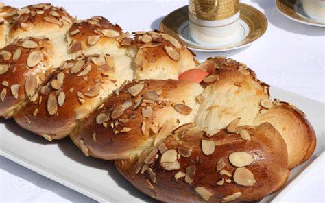 easter bread greek easter bread tsoureki recipe chowhound