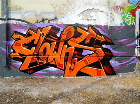 Graffiti Zone : Writing's On The Wall