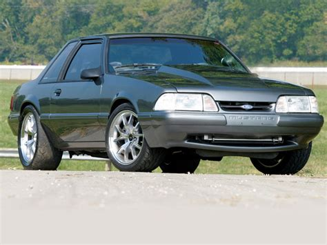foxbody color ford mustang forum