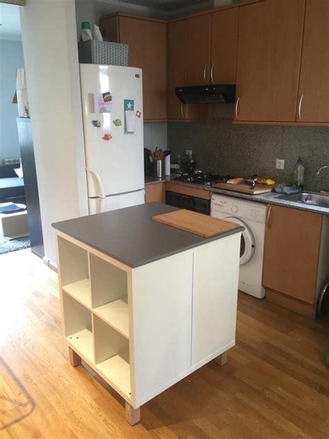 cuisine avec ilot central pas cher ilot central cuisine conforama maison design modanes com