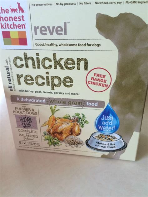 honest kitchen reviews honest kitchen revel chicken food review