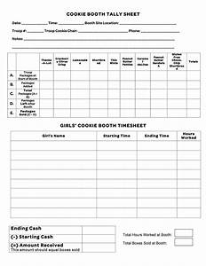 girl scout order form template gallery template design ideas With girl scout order form template