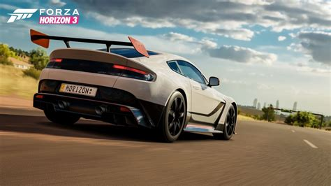 mini jeep forza horizon 3 adds aston martin vantage gt12 to car list