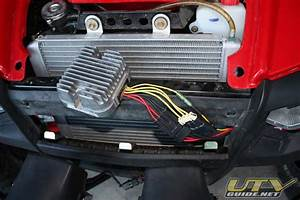 Polaris Rzr Voltage Regulator Relocation