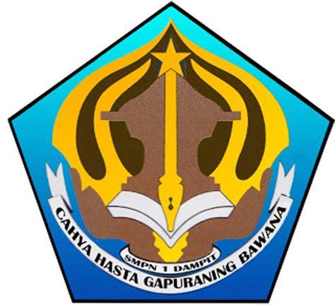 logo smp negeri  dampit
