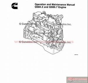 Cummins Isb 6 7 Qsb 6 7 Diesel Engine Service Repair