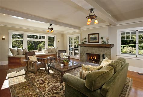craftsman homes interiors popular home styles for 2012 montecito real estate