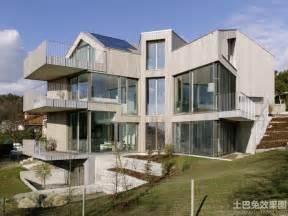 Simple Architectural Home Design Ideas Photo by 豪宅别墅图片欣赏 土巴兔装修效果图