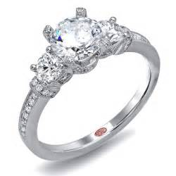 unique wedding ring unique engagement rings demarco bridal jewelry official